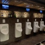 Luxus Toilettenwagen